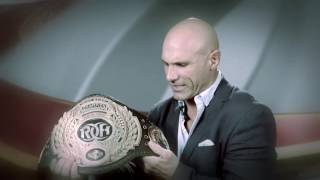 ROH Best in the World: Cody vs Christopher Daniels (promo final)