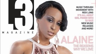 Alaine - Better Than This [7ven Riddim] July 2014