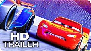 Carros 3 ( Cars 3, 2017 ) TRAILER Dublado