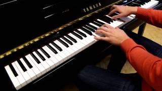 Josh Groban - You Raise Me Up Piano Cover