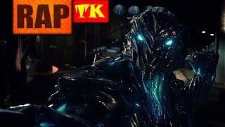 Rap do Savitar (The Flash) // O Deus Da Velocidade // TK RAPS #RPV