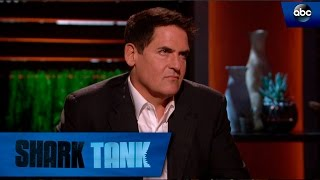 Chris Sacca and Mark Cuban Shark Fight - Shark Tank
