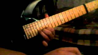Guns N' Roses - The Garden - Guitar Solo Cover