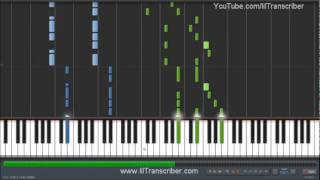 Jennifer Lopez - On The Floor (Piano Cover) by LittleTranscriber