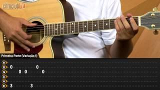 Videoaula Blackbird (aula de violão)