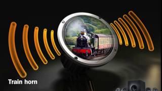 Train Horn-Sound Effect