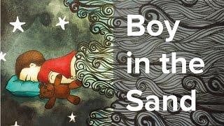 Boy in the Sand By Emi Mahmoud