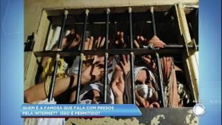 Hora da Venenosa: Rita Cadillac revela que conversa com fãs que estão presos