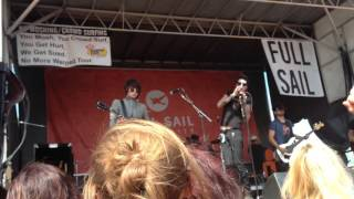 Palaye Royale Teenagers Cover- Live at Warped Tour