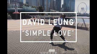 Jay Chou (周杰倫) - Simple Love (簡單愛) x David Leung