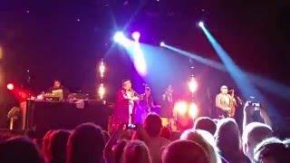 Fat Freddys Drop Cortina Motors mk2 Berlin Columbiahalle 02 April 2016