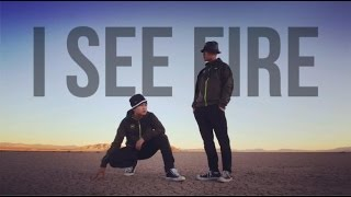 "Ed Sheeran - I See Fire (Kygo Remix) | Choreography by Di""Moon""Zhang ft Bo"