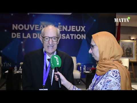 Video : Enjeux de la digitalisation : Déclaration de Jawad Kerdoudi, président de l'IMRI