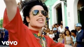 Michael Jackson - They Don't Care About Us (Brazil Version) (Official Video) width=