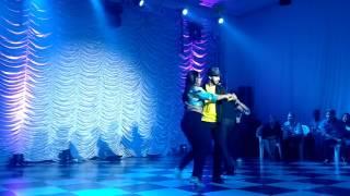 Academia Compasso's Dança de Salão - Baile Aniversário 13 anos- Salsa
