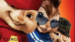 David Guetta ft. Zara Larsson - This One's For You (UEFA EURO 2016 Version Chipmunks)