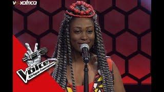 Yanne Jessica ' Bodimbea ' Charlotte D. ft Richard B. Audition à l'aveugle The Voice Afrique