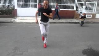 Salsa y Control, Carlos Sanabria improvisación welcome to the party