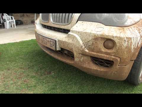 My Muddy X5 – BMW GS Trophy 2010 – South Africa