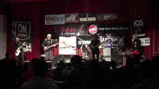 Ida Nielsen Live at Bass Bash 2017 in Anaheim video 1 of 5 during NAMM Show