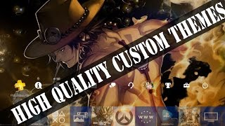 How to Have Clean HD Custom Themes on PS4 (NEW)