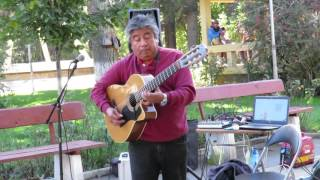 Guy Shreds in Classical Guitar