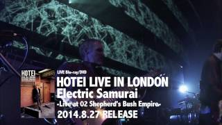 布袋寅泰-STRANGERS 6 THEME(HOTEI LIVE IN LONDON)