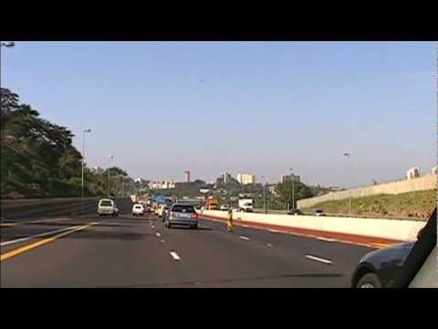 South Africa.Durban/N3 Highway