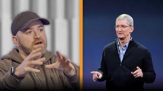 Apple Is Finally Making Friends...