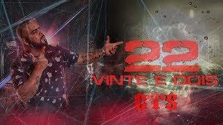 Vinte e Dois 22   CTS Kamika z (disco coutada)