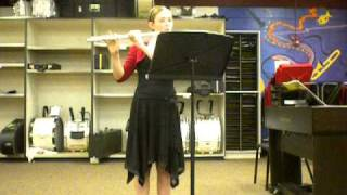 Petite Gavotte - Handel (Flute)