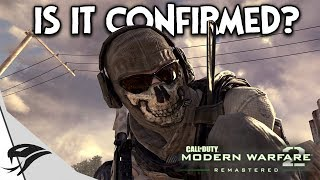 MW2 Remastered Confirmed in Call of Duty Ghosts Update? width=