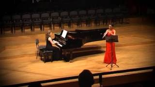 Diarmaid Moynihan:  The Explorer; Sanja Romic oboe, Fionnuala Moynihan piano