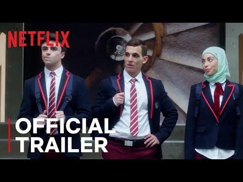 ELITE: Main Trailer   Official [HD]   Netflix