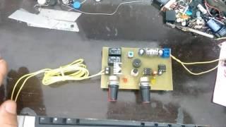 Sensor de proximidade 01