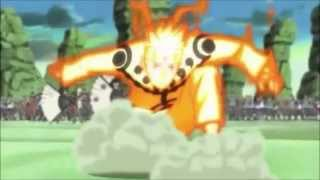 Naruto VS Sandaime Raikage AMV