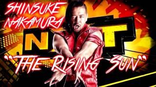 Shinsuke Nakamura - The Rising Sun (NXT Official 1st Theme)