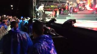 Fiesta En América - Chayanne desde Honduras