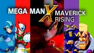 Mega Man X: Maverick Rising, An OC ReMix Album (Trailer)