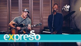 "Brendan Peyper and Katlego Maboe covers ""I'm Yours"" by Jason Mraz"