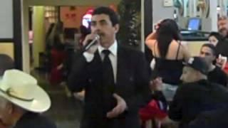 "Restaurante Sinaloa, ""El Divo de Sinaloa"" Jahaziel Villegas, ""Que pasara manana?"
