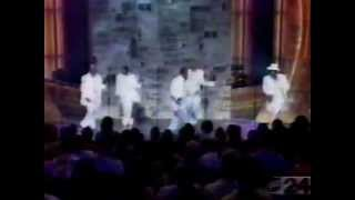 """New Edition Performs """"If It Isn't Love"""" on Live @ The Apollo"""