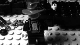 Lego smooth criminal Michael Jackson