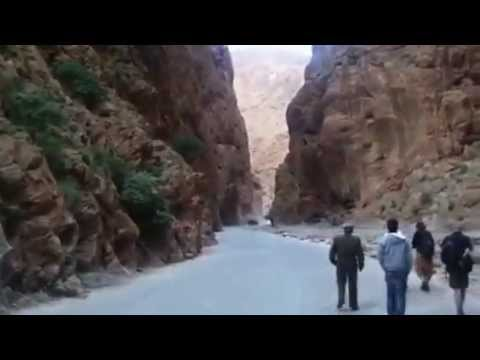Day 9: Trekking to the nomades at Todra Gorge (Morocco, October 2012)