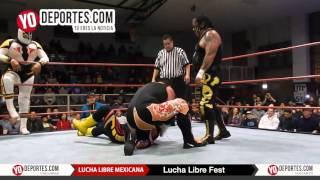 Pirata Morgan y Ultimo Guerrero se van de Chicago derrotados