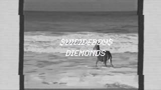$uicideboy$ - DIEMONDS (lyric video)
