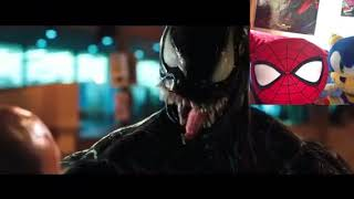 Spider-Man and Sonic React to Venom Trailer 2