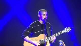 Nick Jonas - A Little Bit Longer LIVE 9/27/15 Miami