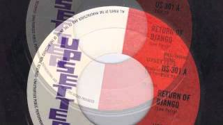 RETURN OF THE DJANGO - UPSETTERS