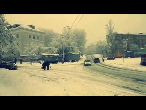Winter 2012 Kyiv Ukraine Vetryani Hory